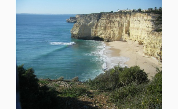 Strand Vale de Centeanes / Beach Vale de Centeanes